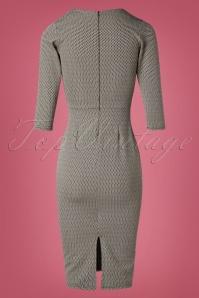 Vintage Chic Jacquard Sleeve 100 14 26454 20181010 0007W