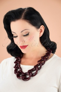 Glamfemme Necklace in wine 300 20 26876 08212018 006W