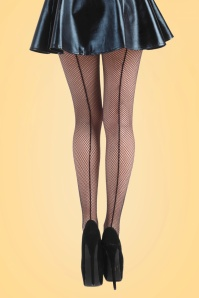 PamelaMann Fishnet Seamed Tights 171 14 27927 20130430 0001W