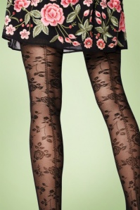 Fiorella Frida 30den Tights Black 171 10 27777 20181010 0004W