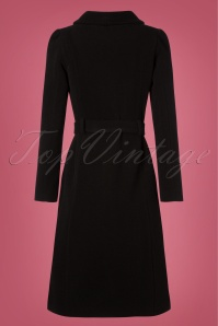 Very Cherry Dahlia Black Coat  152 10 25677 20181012 0008W