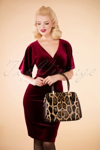 La Parisienne Leopard Shoulder Bag 216 14 27791 10042018 005