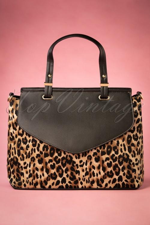 Vixen Leo Liz Leopard Handbag 211 79 25684 20181016 002W