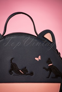 Vixen Dark Blue Kitten Bag 212 31 25681 20181016 008W