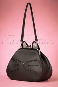 Vixen Black Pheobie Kitten bag 212 10 25682 20181016 014W