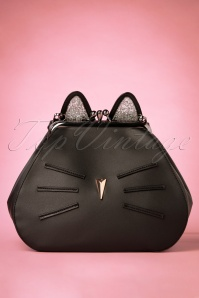 Vixen Black Pheobie Kitten bag 212 10 25682 20181016 004W