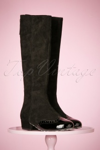 Lola Ramona Alice Boots in Black 440 10 25395 10222018 012W