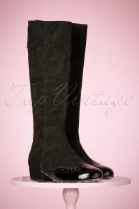 Lola Ramona Alice Boots in Black 440 10 25395 10222018 012W