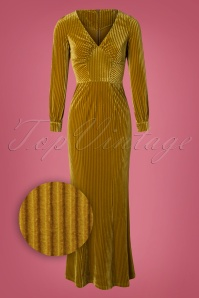 Vixen Mustard Olive Maxi Dress 108 80 26941 20181019 056Z
