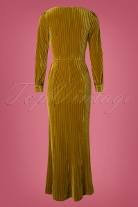 Vixen Mustard Olive Maxi Dress 108 80 26941 20181019 061W