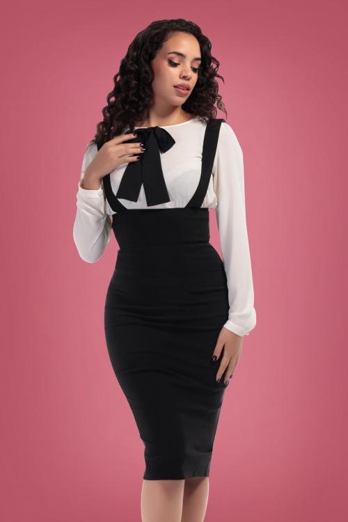 Collectif Clothing 50s Karen Suspender Skirt 120 10 24838 20180626 1
