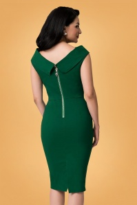 Unique Vintage Barbie Green 100 40 27685 002
