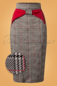 Miss Candyfloss Black And Red Skirt 120 14 26292 20181023 003Z