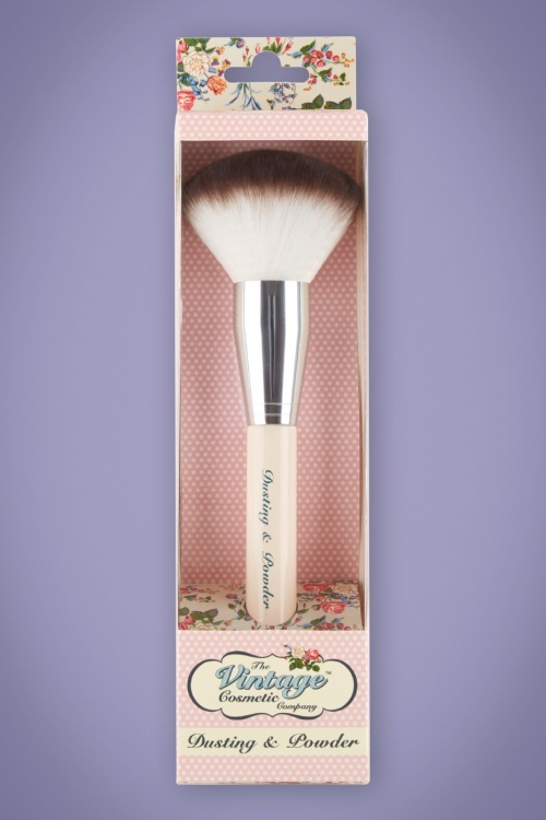 VintageCosmetic Dusting Powder Brush 520 57 28199 20181012 0002