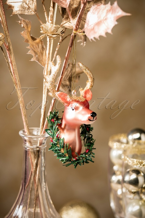 Sass and Belle Reindeer Hanger 290 90 27790 10232018 008W