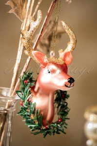 Sass and Belle Reindeer Hanger 290 90 27790 10232018 007W