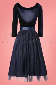 Collectif Clothing Amanda Party Swing Dress 24831 20180629 0009W