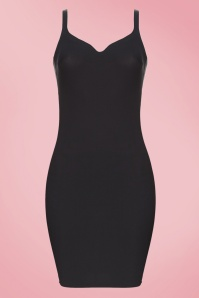 Secrets Dress in Black