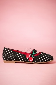 Lulu Hun Shally Cherry Ballerinas 410 14 25582 07242018 003W