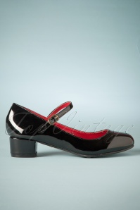 Lulu Hun Mary Jane Black shoes 402 10 25585 07262018 056W