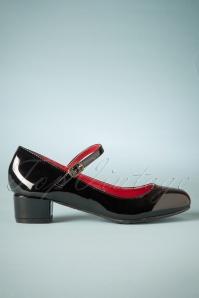 Lulu Hun Mary Jane Black shoes 402 10 25585 07262018 056W