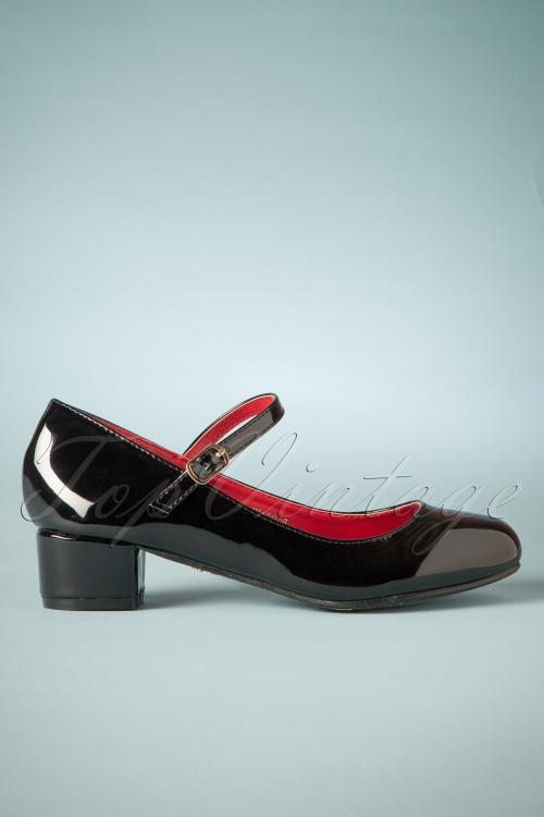 a79c2e88b9d0 Lulu Hun Mary Jane Black shoes 402 10 25585 07262018 056W