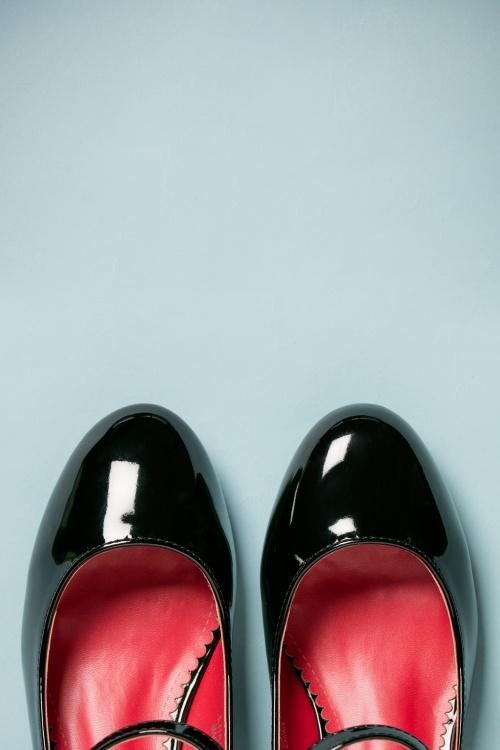 e2ffbbcd4a60 Lulu Hun Mary Jane Black shoes 402 10 25585 07262018 005