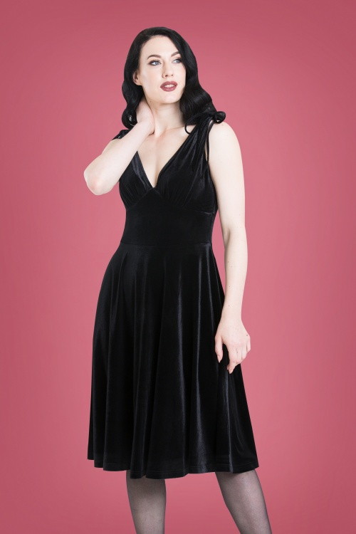 Bunny Black Melina Dress 102 10 25845 01