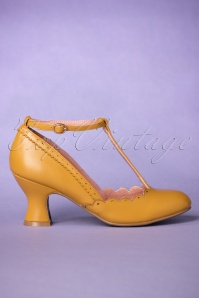 Bettie Page Penny Yellow Tstrap 401 80 25802 20181018 0013W