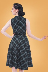 Rebel Love Clothing Green Highlander Dress 102 49 27524 03