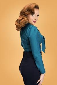 Heart Of Haute Elsa Saph Blouse 112 30 26992 02bkg