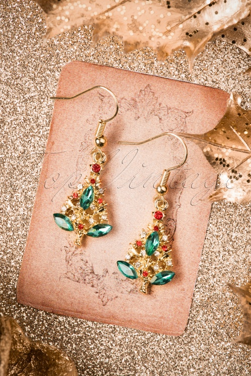 Kaytie Small Christmastree earrings 333 49 28192 11052018 003W