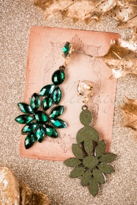 Kaytie Green stone earrings 333 40 28191 11052018 009W