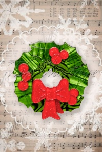 Erstwilder Deck the Halls Brooch 340 49 28500 aW