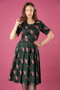 Banned Retro 50s Rosey Dress 102 49 26182 20181105 0500W