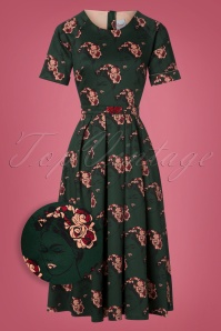 Banned Retro 50s Rosey Dress 102 49 26182 20181105 0497Z