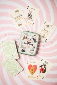 Ridley's Cat Lovers Playing Cards