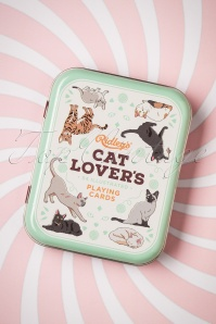 Ridleys Cat Lovers Playing Cards 290 58 28398 11062018 002W