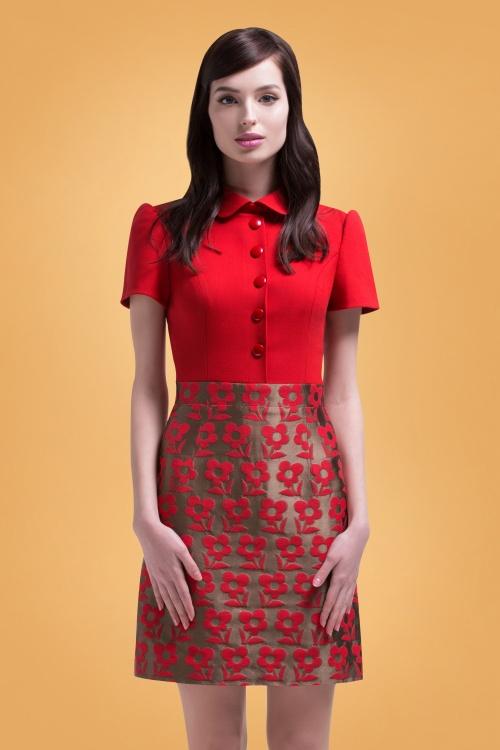 Marmalade Rec Pencil Dress 100 20 26277 02