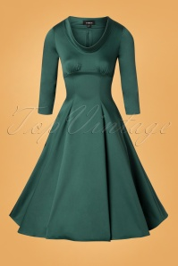 Sheen Green Martha Dress 102 40 27614 20181108 006W