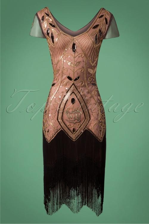 Unique Vintage Noele Dress 100 22 26506 20181108 002w