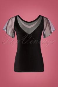 Steady Clothing Black Velvet Tee 110 10 26968 20181109 0717W
