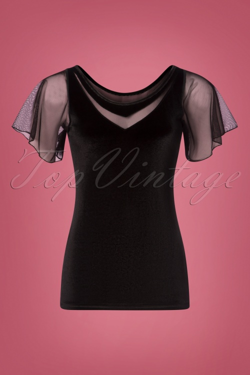 Steady Clothing Black Velvet Tee 110 10 26968 20181109 0713W