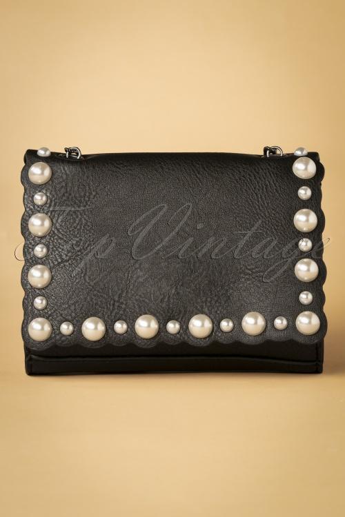 Genshii Black Pearl Clutch 212 10 26639 01W