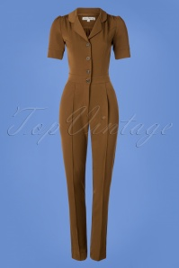 Very Cherry Brown Jumpsuit 133 70 25666 20180913 0002W (1)