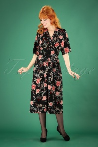 Retuned Lara Floral Dress  106 14 27543 20180914 1W