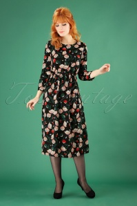 Compania Fantastica Sevilla Floral Dress 102 14 27038 20180815 1W