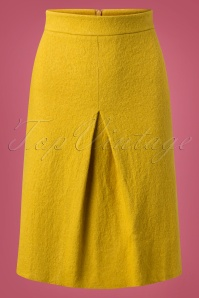 Le Pep Finette Skirt in Yellow 123 80 25948 20180920 0004W