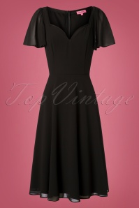 Rebel Love Clothing Enchantment Black Dress 102 10 27531 20181114 002W