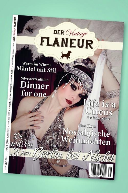 Vintage Flaneur November December 2018